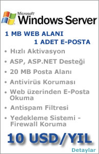 ��z�m 1MB Web Alan�